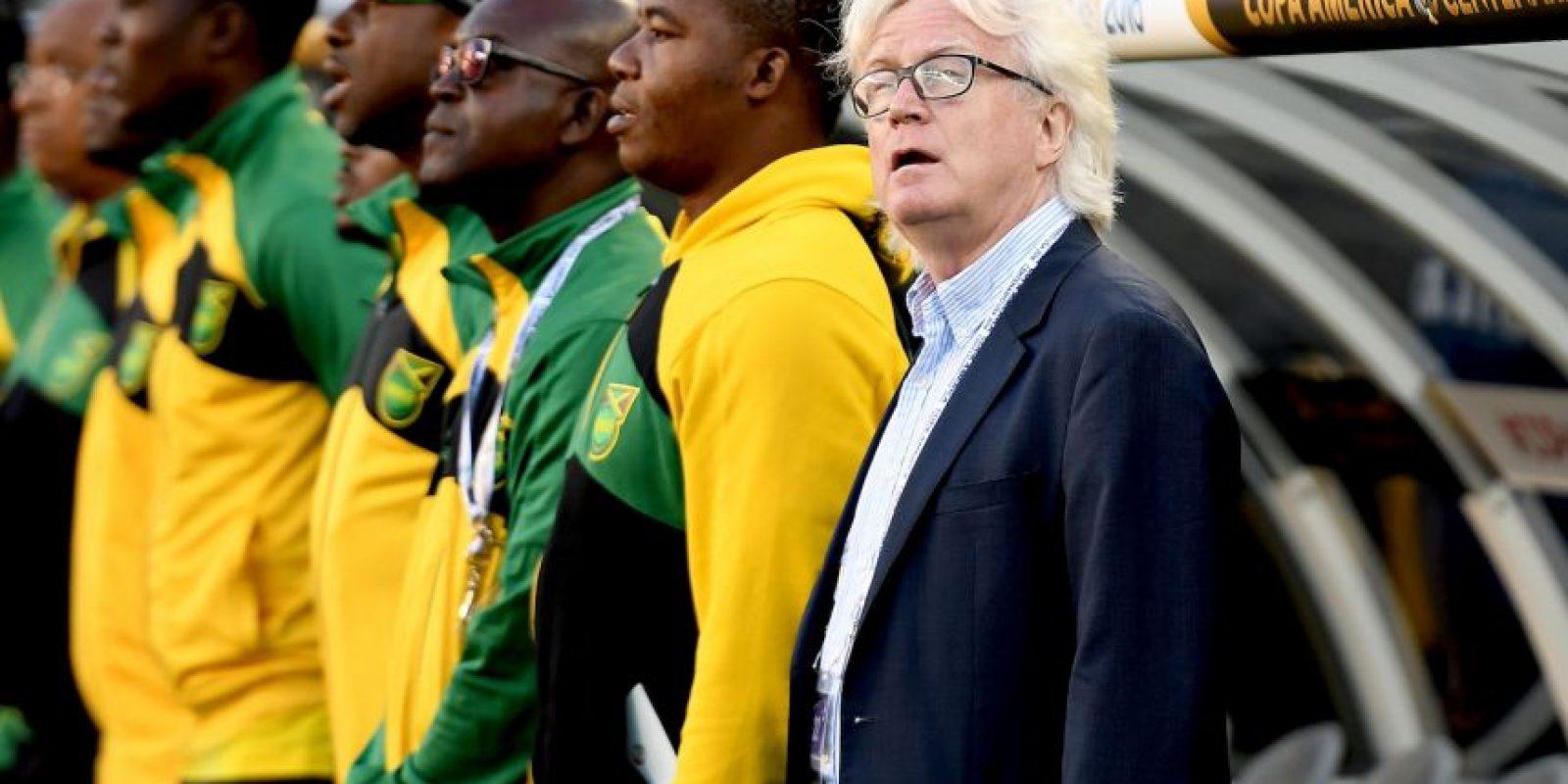 Wilfried Schafer-Jamaica (66 años) Foto:AFP