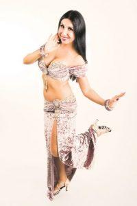 El Belly Dance es un baile que se ha popularizado mucho en el país. Foto:Fuente externa