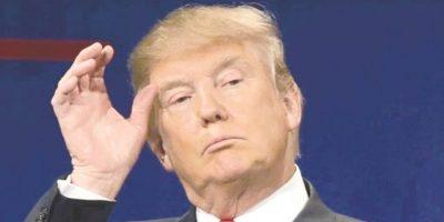 Donald Trump se queda solo en su carrera presidencial