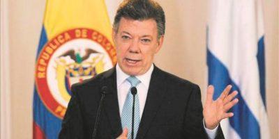 Juan Manuel Santos exige a Farc la devolución de desaparecidos