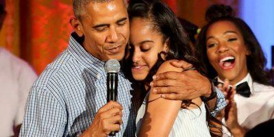 """""""No te vayas"""": Con video le piden al Presidente Obama que se quede"""