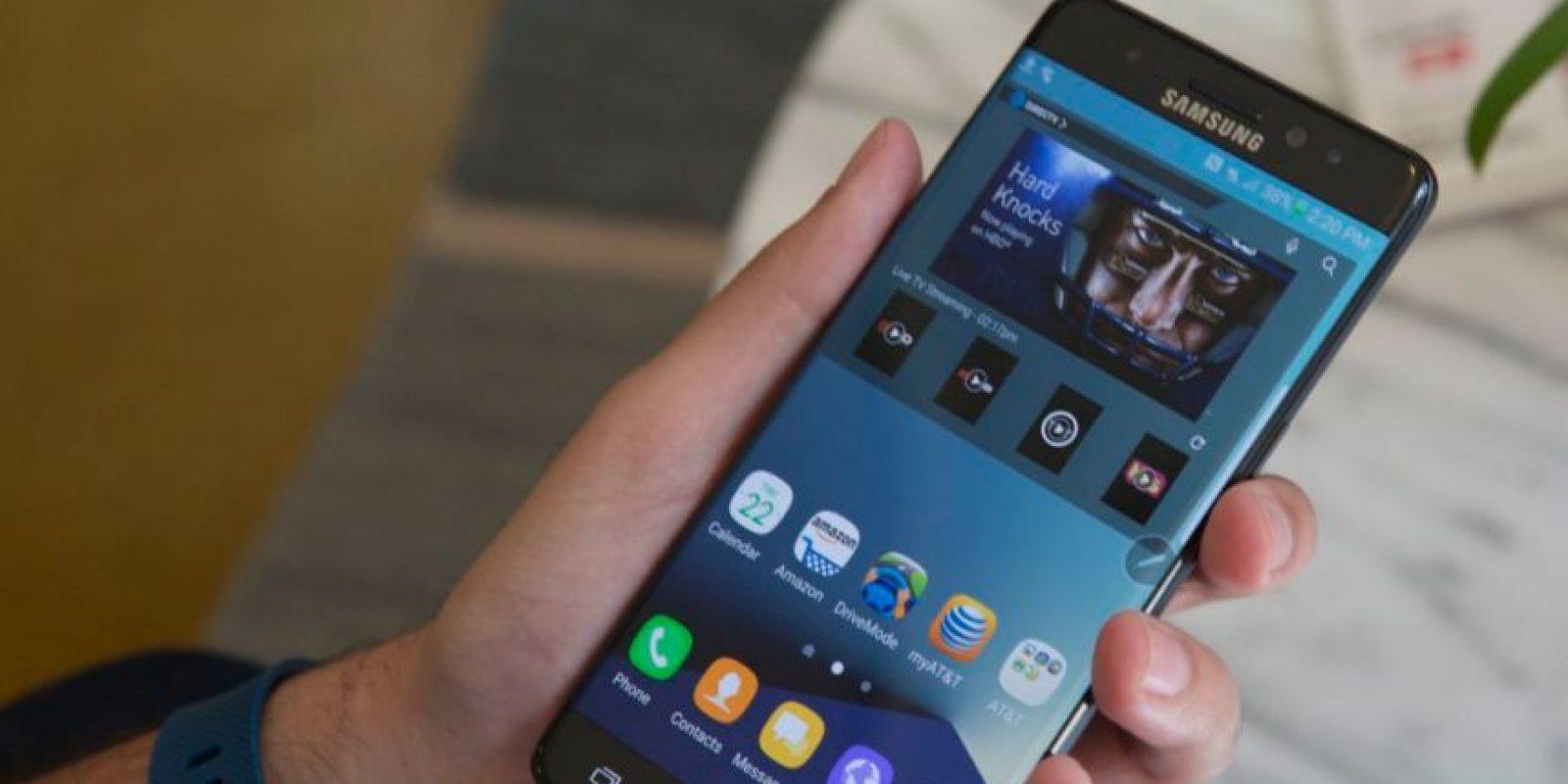 Por ejemplo, no se sabe por qué el teléfono Note 7 se quemó. Foto:Samsung