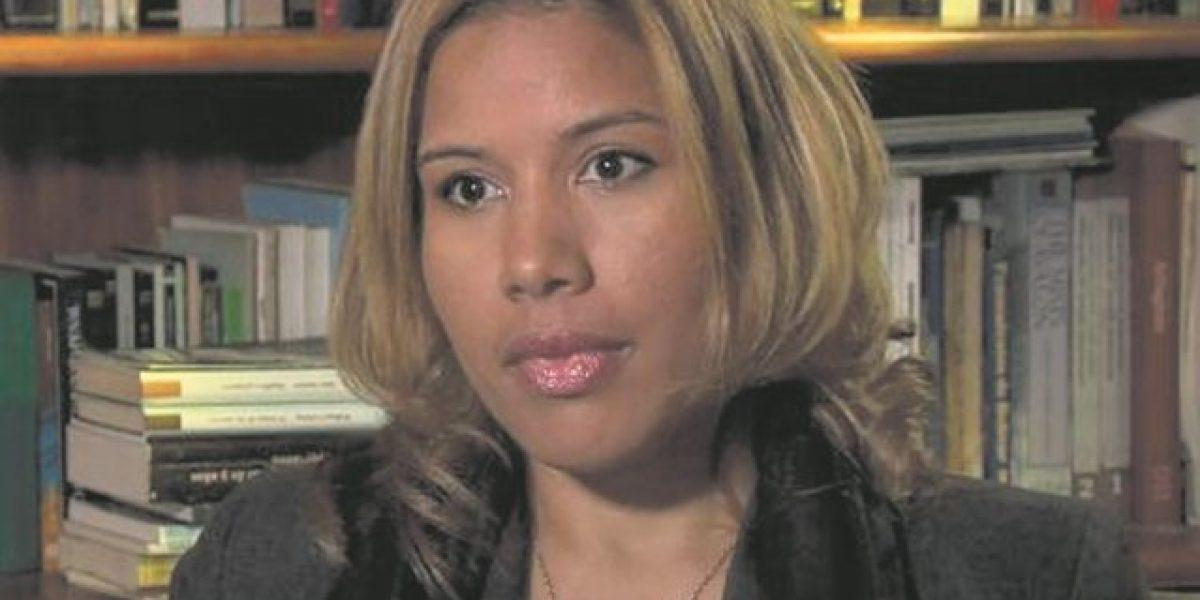 Awilda Reyes afirma justicia está en crisis
