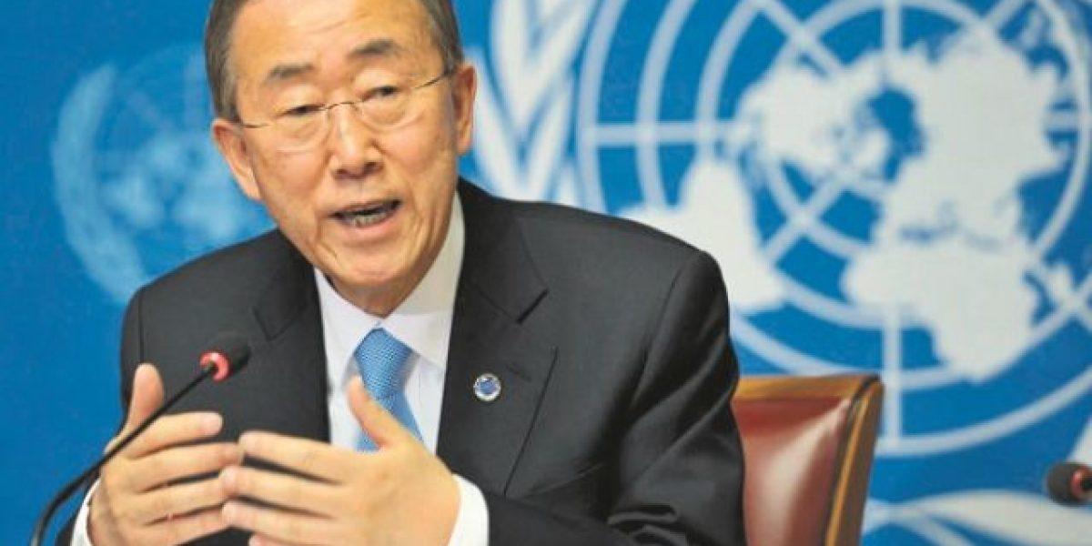 "Ban Ki Moon hará visita tras ""Matthew"""