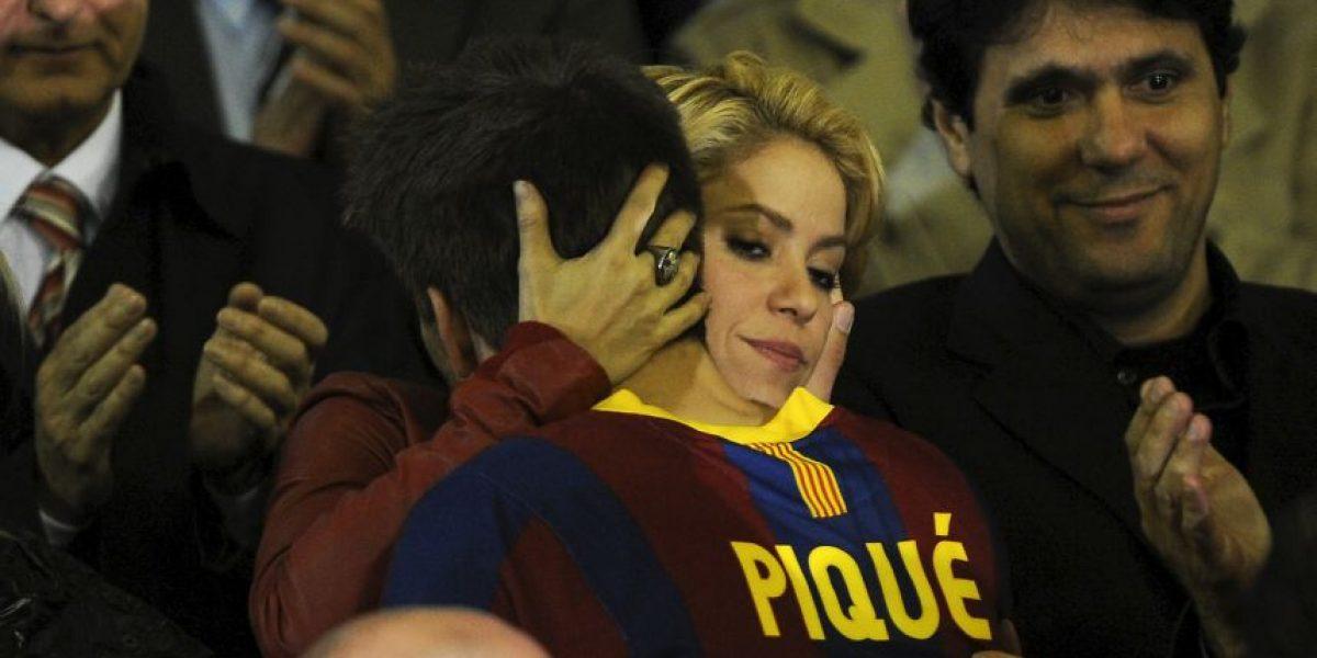 Gerard Piqué revela cómo enamoró a Shakira