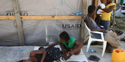 Balance provisional cifra en 546 los fallecidos en Haití por huracán Matthew