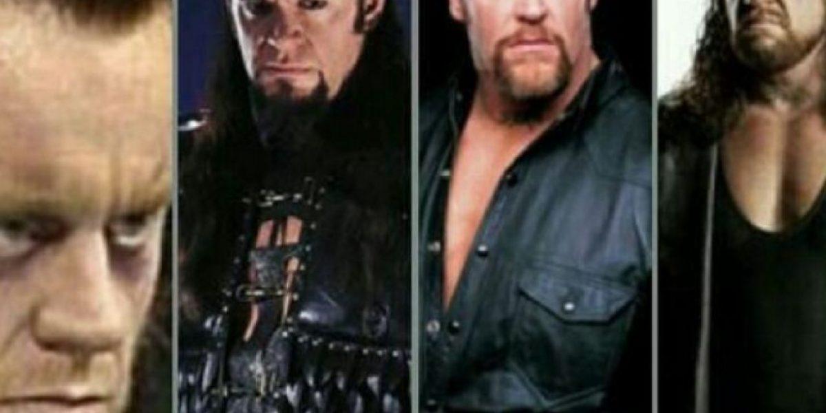 Undertaker: Así envejeció el