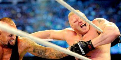 Así envejeció Undertaker Foto:WWE
