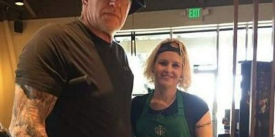 Así envejeció Undertaker Foto:Twitter
