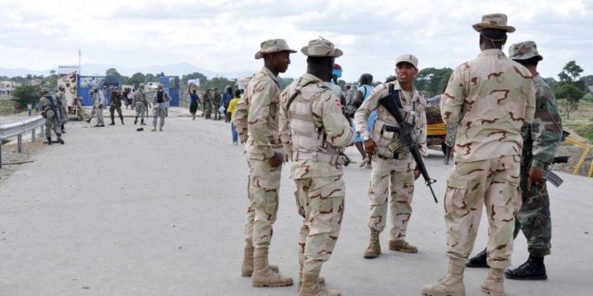 RD fortalece controles en frontera con Haití para prevenir cólera