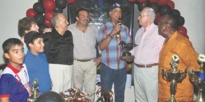 Imperio gana el Clásico Ángel Contreras Mejía