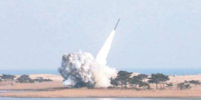 Lanzamiento de un misil norcoreano pone en tensión a EE.UU.