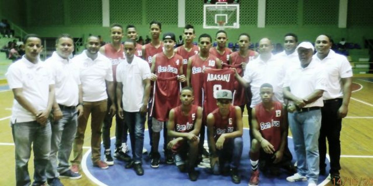 San Juan gana eliminatoria Baloncesto U-16