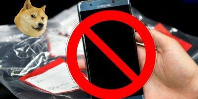 Galaxy Note 7: Ahora es un delito viajar en avión con este celular