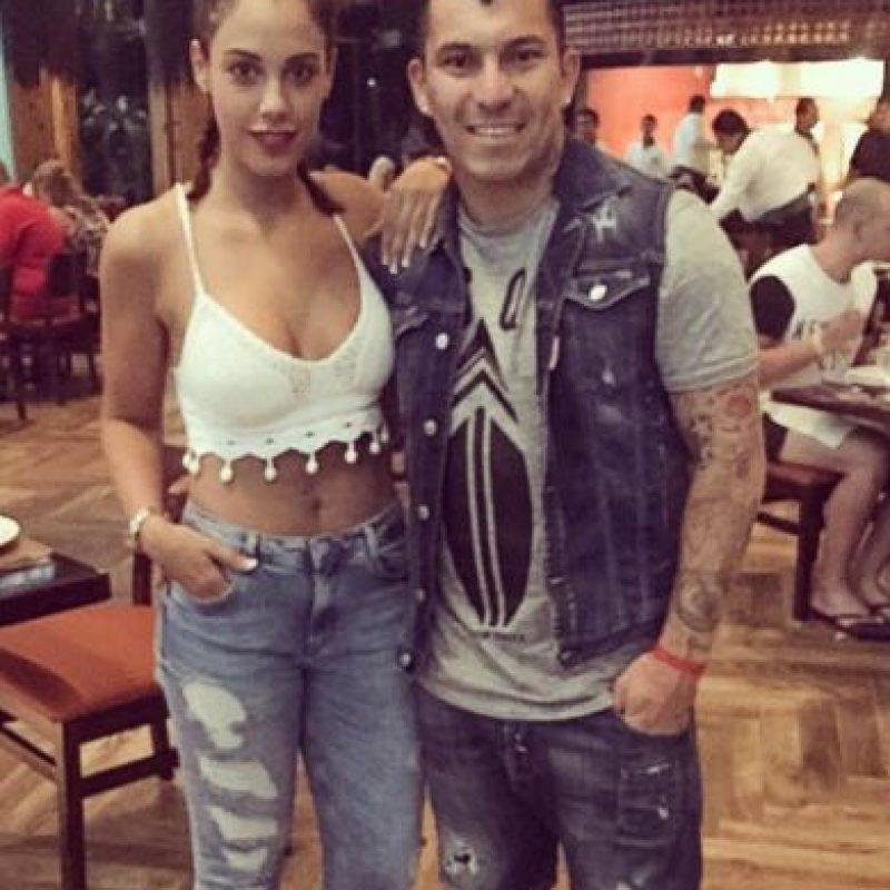 Gary Medel (chileno del Inter de Milán) Foto:Instagram