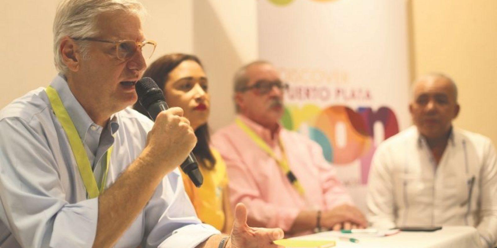 Empresas. Ronda de negociosEmpresarios y miembros del Clúster presentaron las nuevas propuestas de turismo y negocios que promoverán el incremento económico de la Costa Norte del país. Foto:Roberto Guzmán