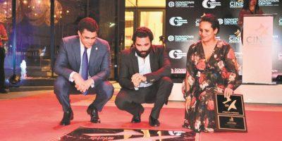 """""""El Paseo del Cine Downtown"""" en honor a la trayectoria de los actores"""