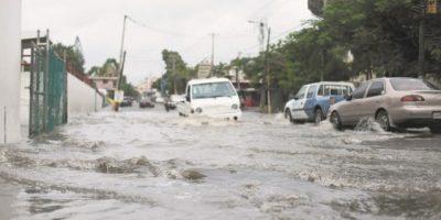 Vaguada traerá fuertes lluvias al norte del país
