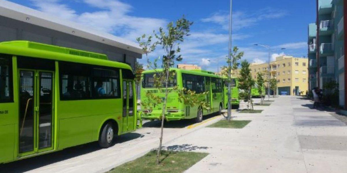 Gobierno pone en marcha ruta de transporte La Nueva Barquita