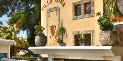 Hotel Villa Taína, una muestra de la recuperación turística de Puerto Plata