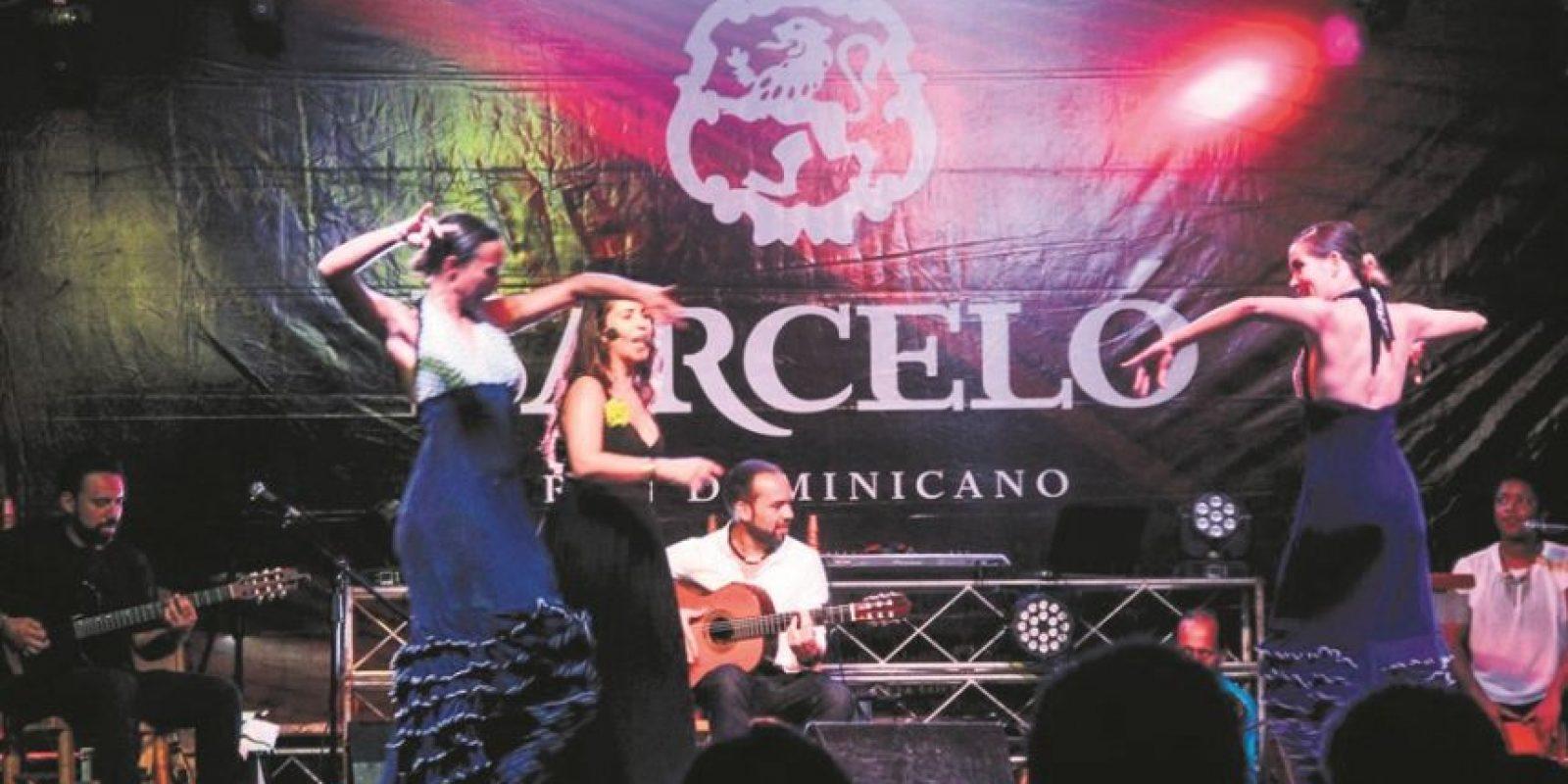 """Adriana """"La Pimienta"""" regaló una velada mágica de flamenco con influencia latina. Foto:Fuente externa"""
