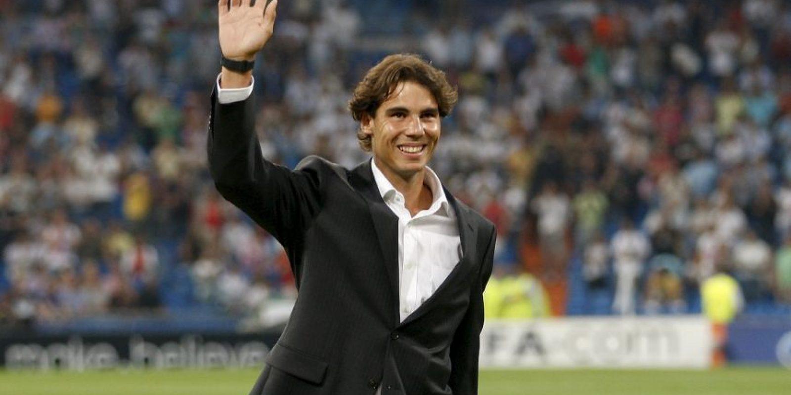 Rafa Nadal (tenista español) – Real Madrid