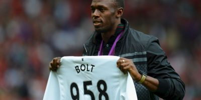 Usain Bolt (atleta jamaicano) – Manchester United