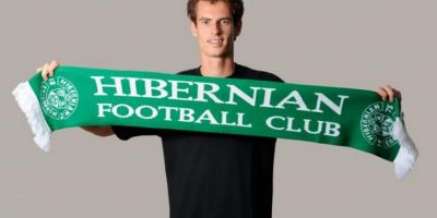 Andy Murray (tenista británico) – Hibernian Football Club