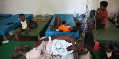 Cruz Roja redobla acciones en Haití para contener brote de cólera