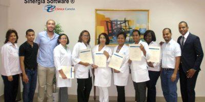 Instalan Sinergia Software en el centro médico Canela I en La Romana