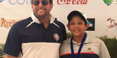 Kevin Rodríguez domina la segunda parada del Tour Nacional Juvenil