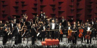 La Orquesta Sinfónica Nacional deleitó al público dominicano en función especial