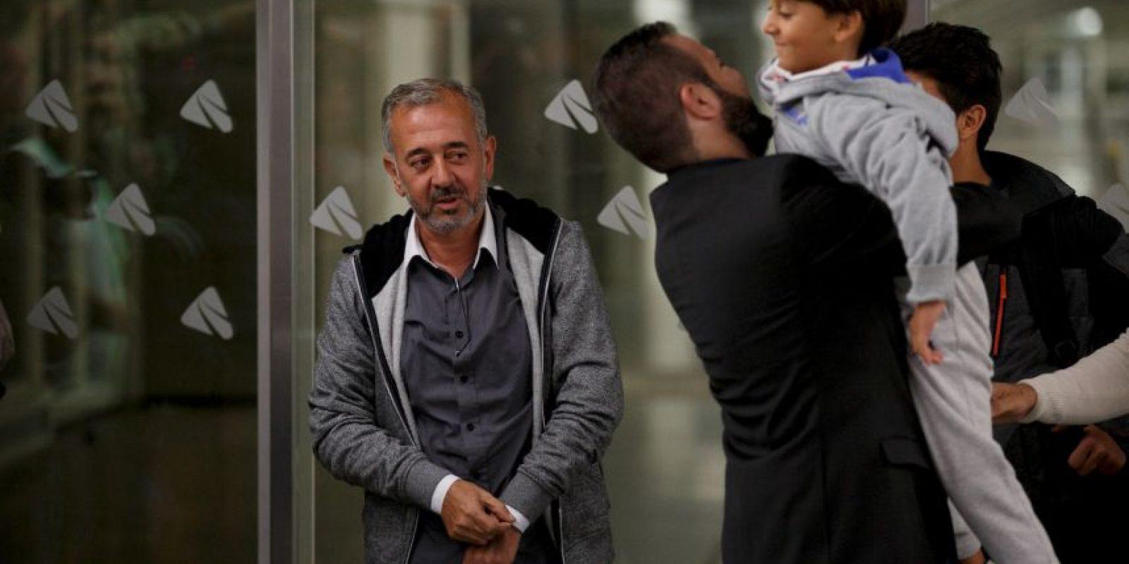 DT refugiado sirio es despedido por no hablar español Foto:Getty Images