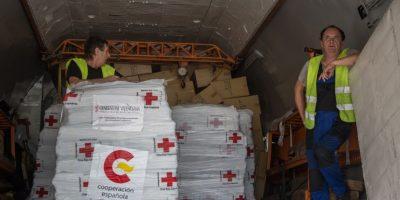 Cruz Roja redobla acciones para contener el cólera