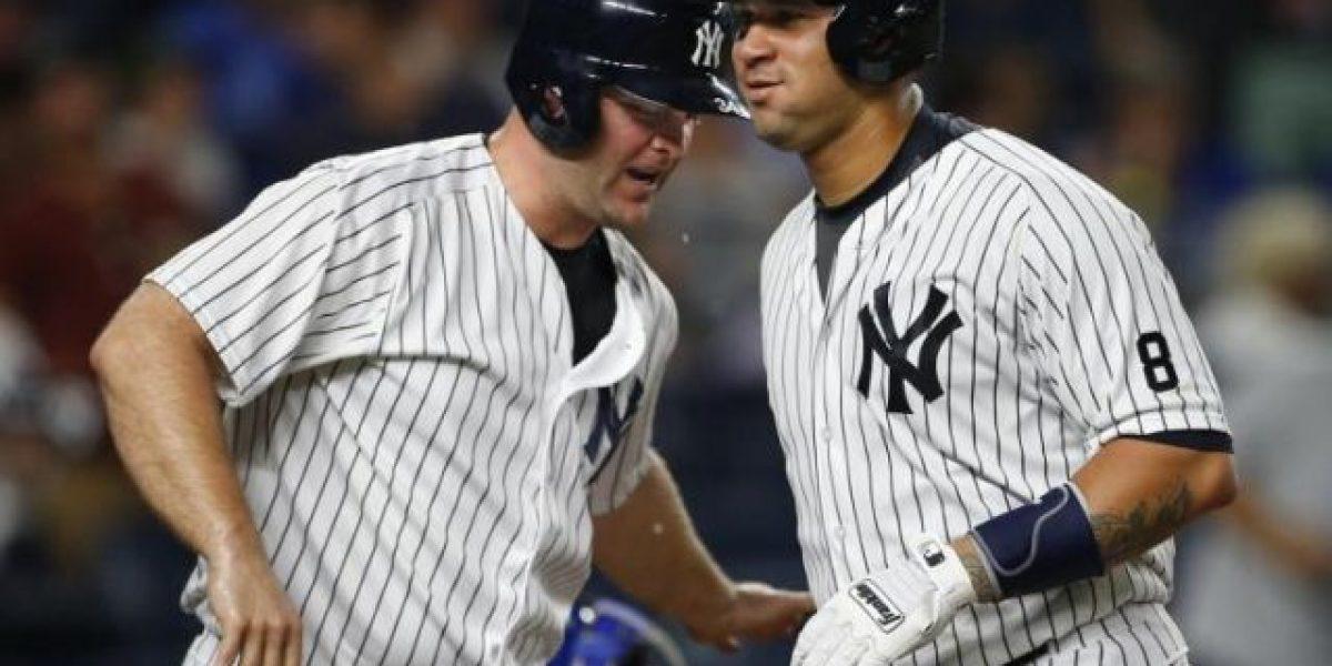 Presencia de Gary Sánchez complica futuro de McCann con Yankees