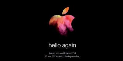 Apple ya tiene fecha para presentar su nuevo modelo de Mac