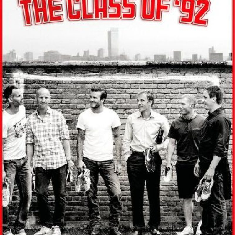 The Class of '92 (director:Gabe Turner, Benjamin Turner 2013): La clase del 92 de Manchester United es conocida por todo aquel que se llame un conocedor del fútbol. La historia de estos grandes futbolistas, tales como David Beckham, Ryan Giggs, Phil Neville o Paul Scholes, es contada en este documental.