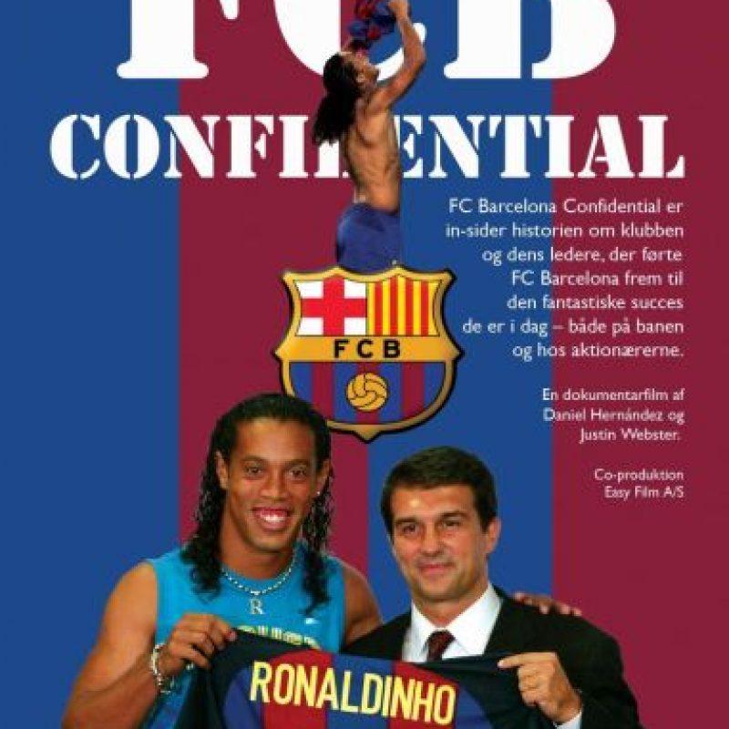 FCB: Confidential (director:Daniel Hernández, Justin Webster-2004): A través de un documental se busca mostrar la intimidad de uno de los clubes más poderosos de Europa y su trabajo interno.