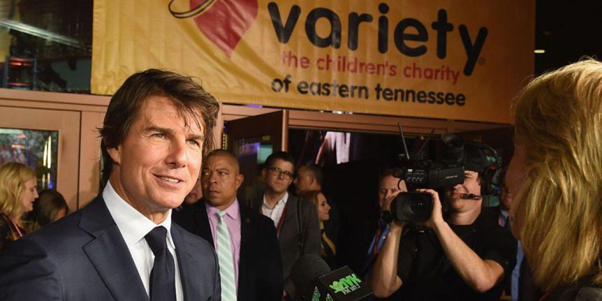 VIDEO: Tom Cruise recreó sus personajes más famosos en 9 minutos