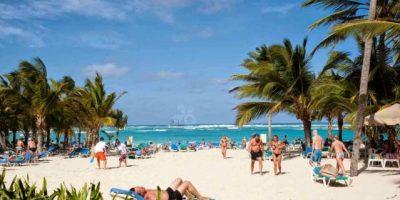 Llegada de turistas a RD podría alcanzar los 6 millones este año