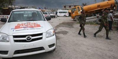 Medina se dice satisfecho con la ayuda de RD a Haití