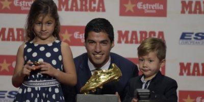 Luis Suárez gana su segunda Bota de Oro como máximo goleador