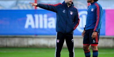 Dante (defensa): No cumplió las expectativas de Guardiola y nunca se ganó un puesto. Partió a Wolfsburgo y ahora milita en el Niza de Mario Balotelli. Foto:Getty Images