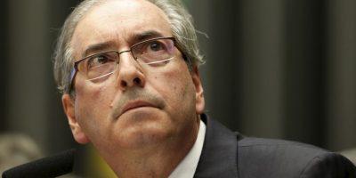 Eduardo Cunha Foto:Getty Images