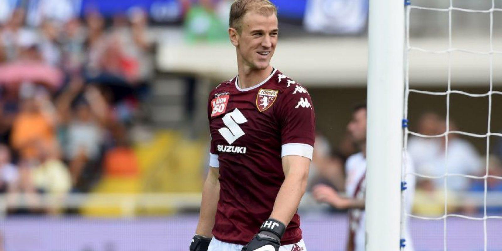 Joe Hart (arquero): Tampoco tuvo opciones para mostrarse con Pep Guardiola y fue vendido al Torino. Foto:Getty Images