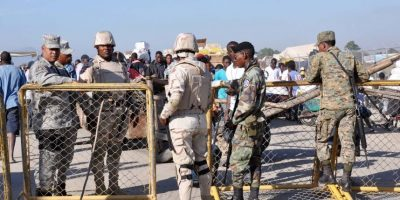 Mantienen dispositivo para detener 172 fugados de cárcel haitiana de Arcahaie