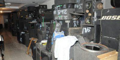 Anti Ruidos detiene 29 personas en varios operativos