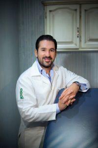 Eduardo Mejía, especialista en cirugías plásticas. Foto:Fuente Externa