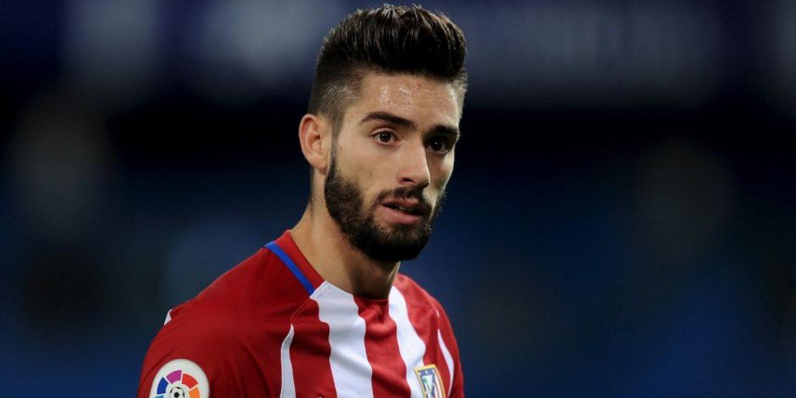 Yannick Carrasco (Atlético de Madrid) Foto:Getty Images