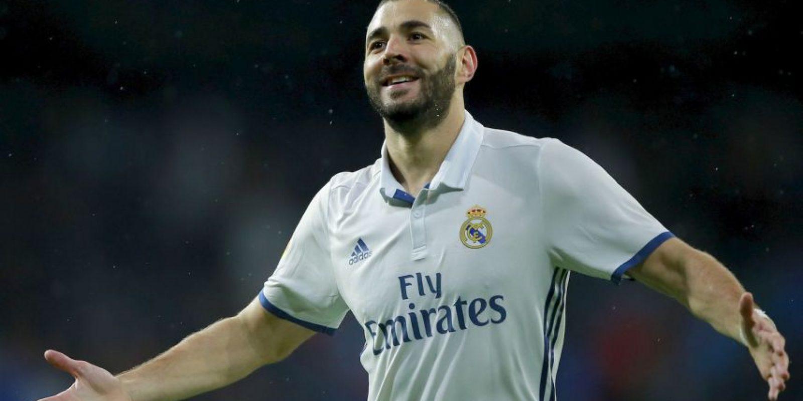 Karim Benzema (Real Madrid) Foto:Getty Images